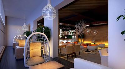 天津餐厅装修设计案例
