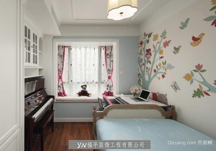 东方龙城现代简约装修效果图实景图