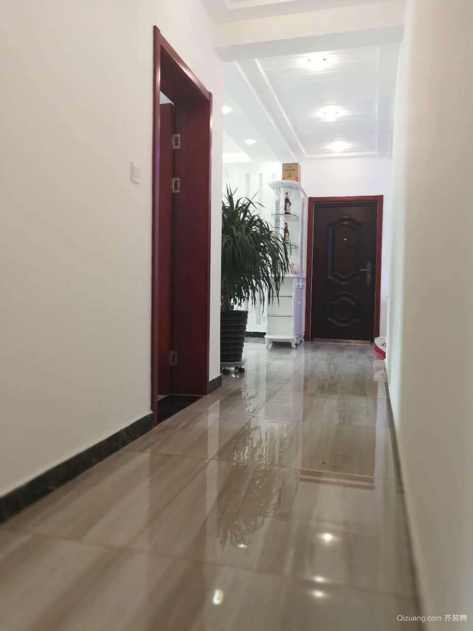 祥悦城现代简约装修效果图实景图