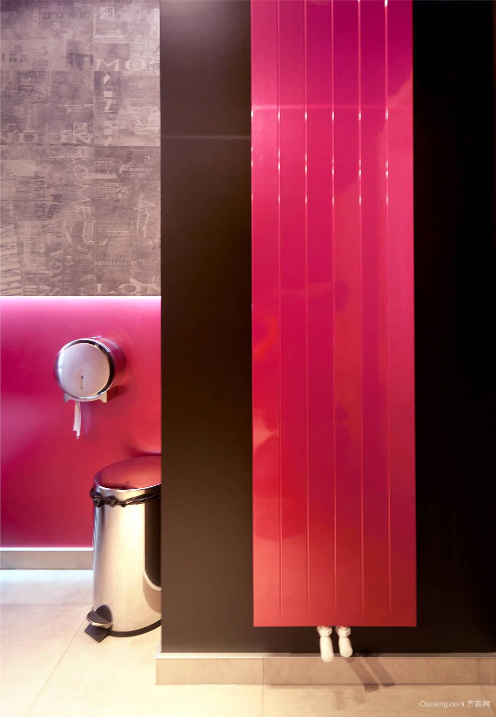 西餐厅欧式风格装修效果图实景图