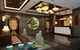 中式足浴会所