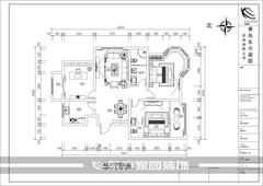 中式风格-颐海蓝湾