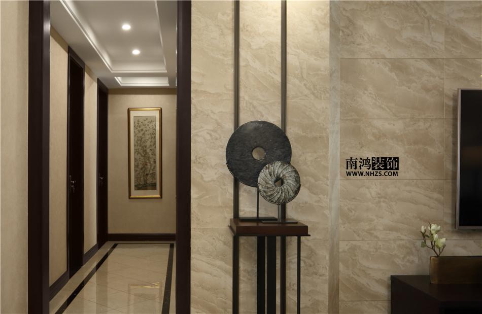 维科东院中式风格装修效果图实景图