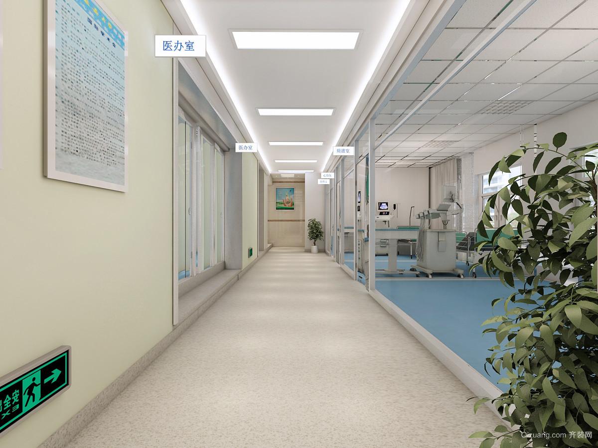 医学体验馆现代简约装修效果图实景图