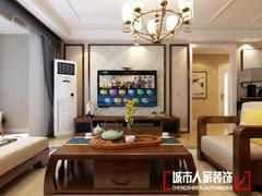 中式风格-万达悦公馆