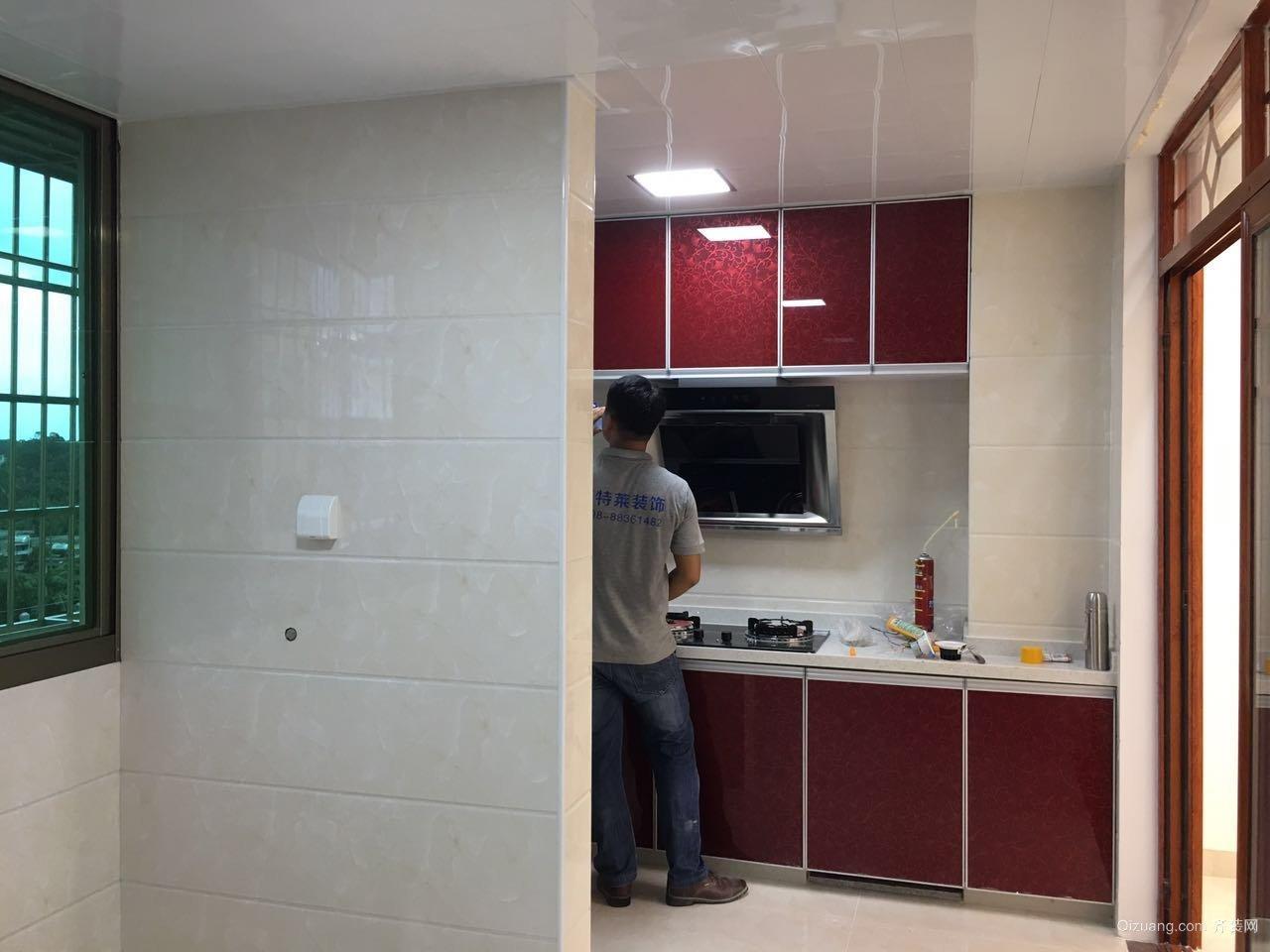 海棠湾南田基建队安置房现代简约装修效果图实景图