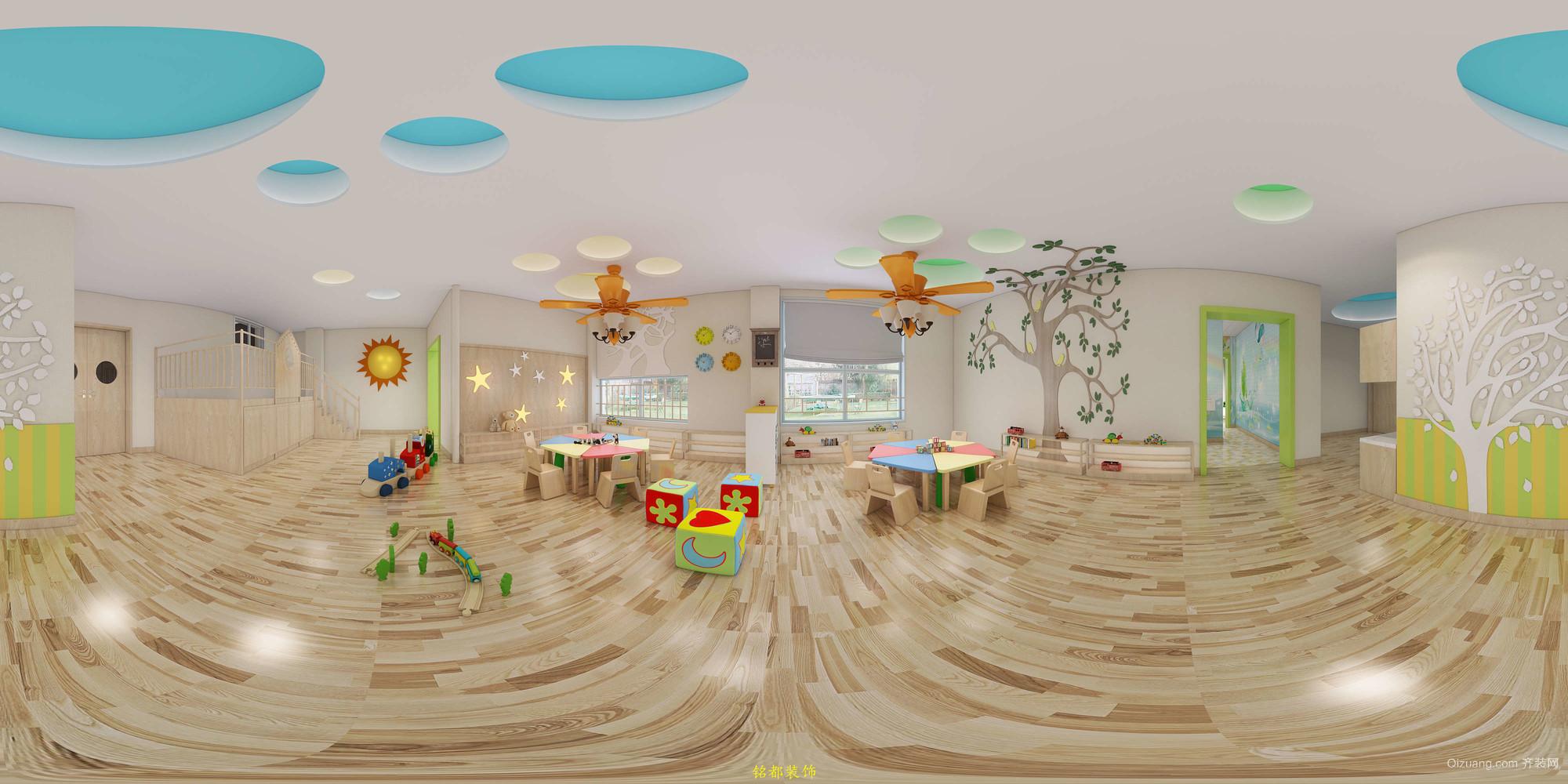 南国名城幼儿园其他装修效果图实景图