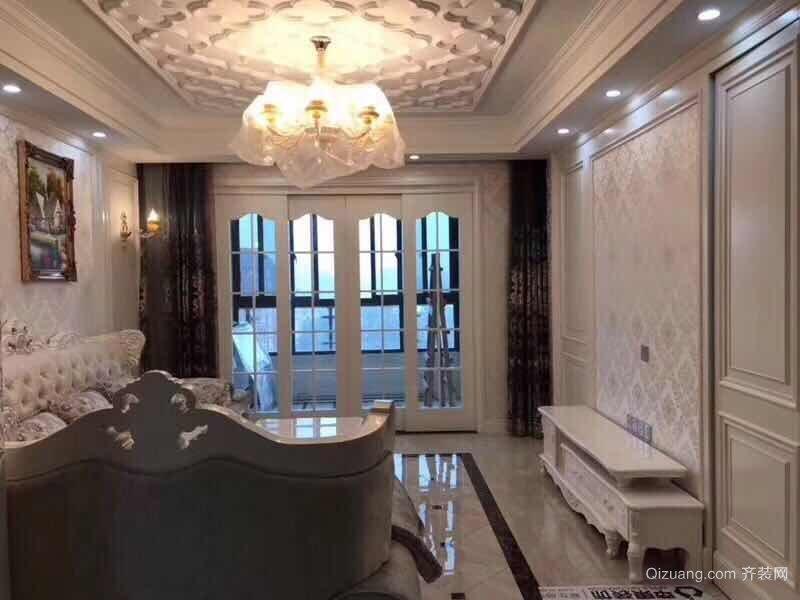 中房·浔阳城欧式风格装修效果图实景图