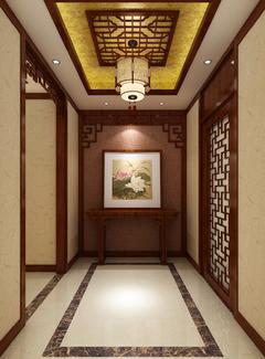 中国风公馆