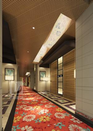 新密路酒店设计