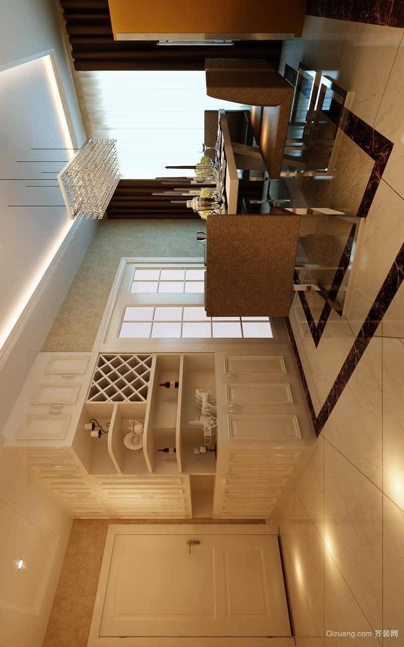 黄河家园中式风格装修效果图实景图