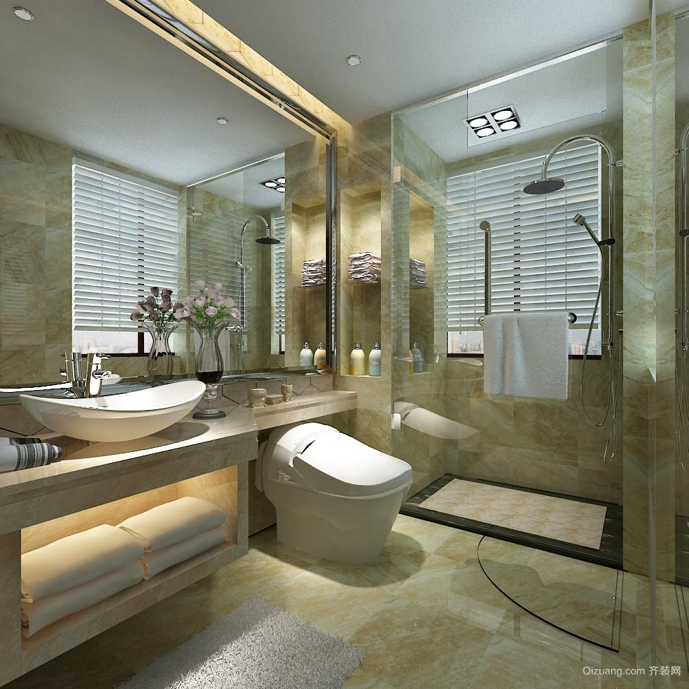 宗汉自建房中式风格装修效果图实景图