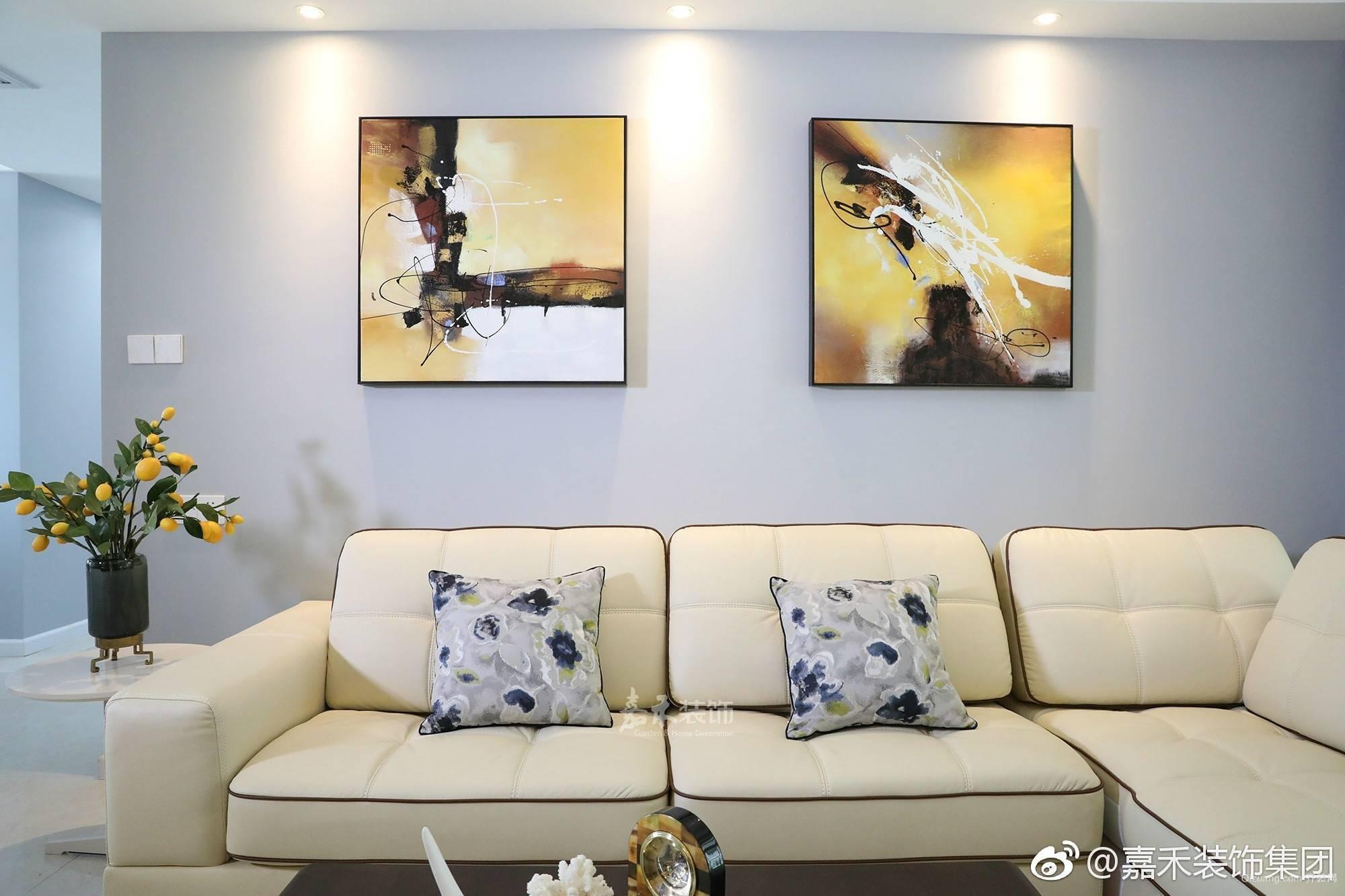 融侨景江现代简约装修效果图实景图