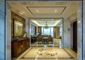 四居室古典风装修 极致演绎当代中国风