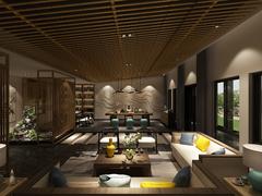 宝华山茶室