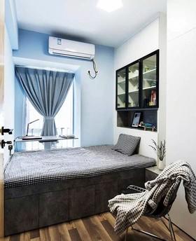 111平美式三居室