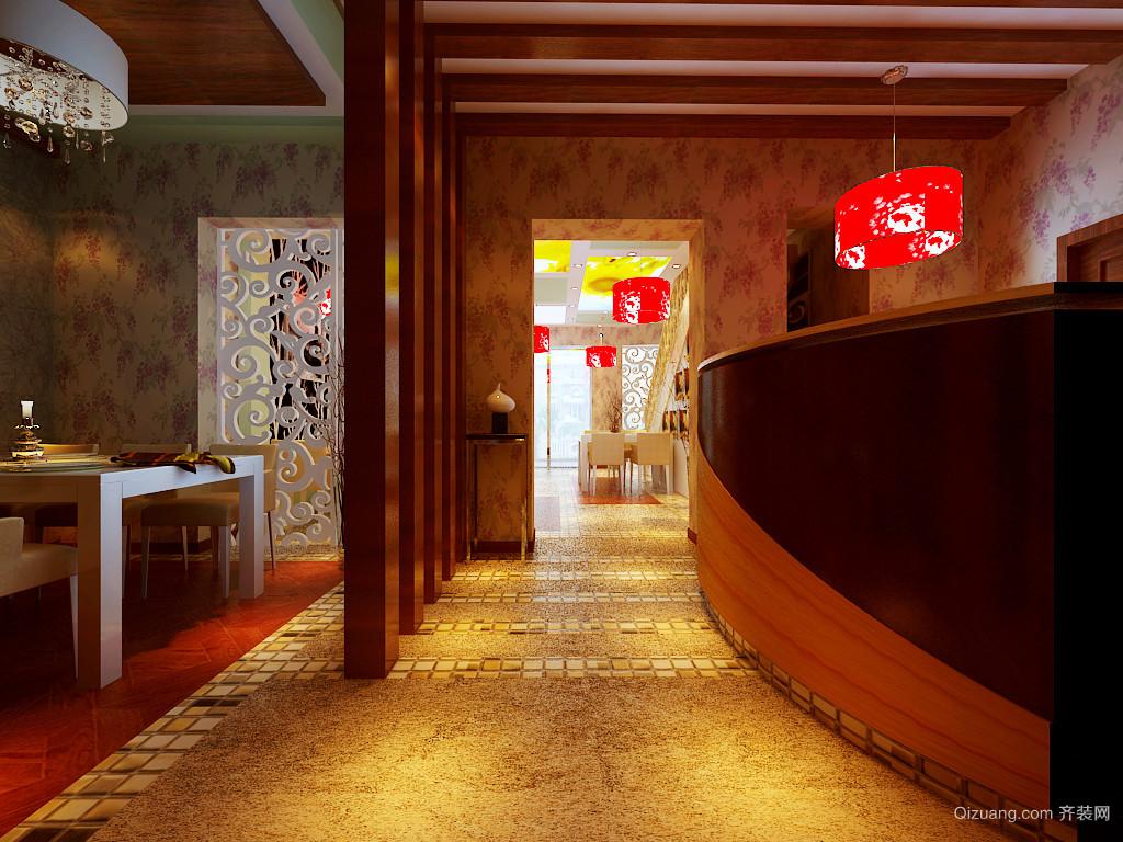 泰山小区现代简约装修效果图实景图