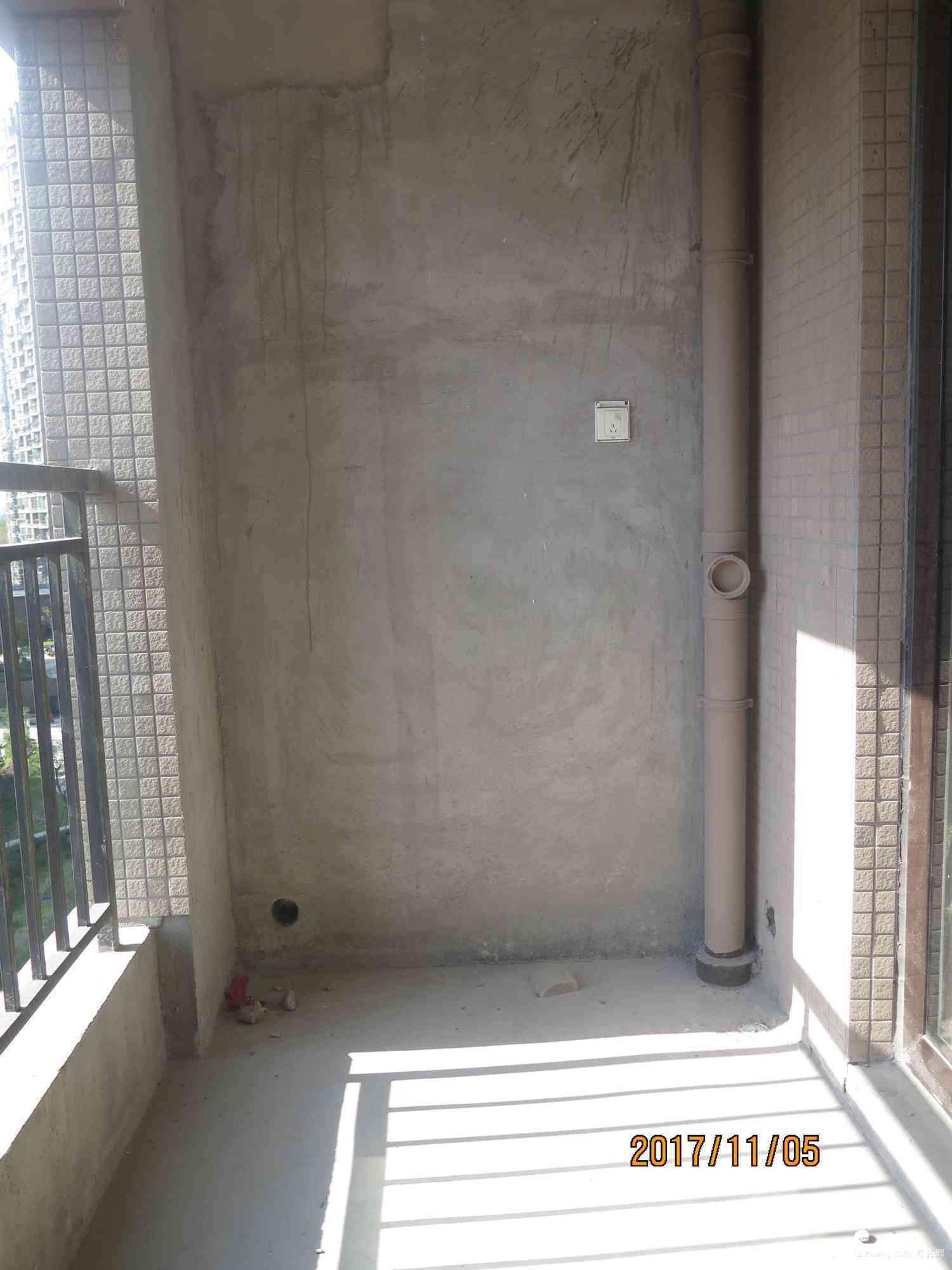 永隆骏景苑5-903现代简约装修效果图实景图