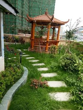 帝景豪庭屋顶花园