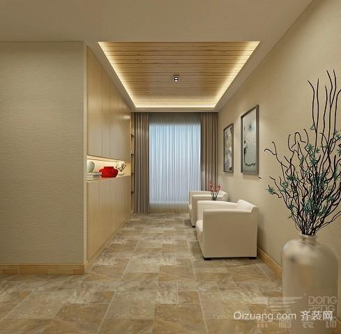 中海万锦豪园现代简约装修效果图实景图