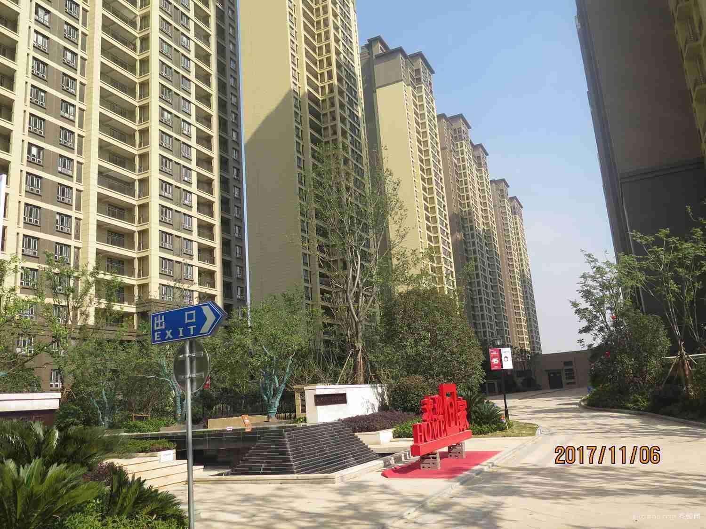 镇江新城吾悦广场8-1505现代简约装修效果图实景图