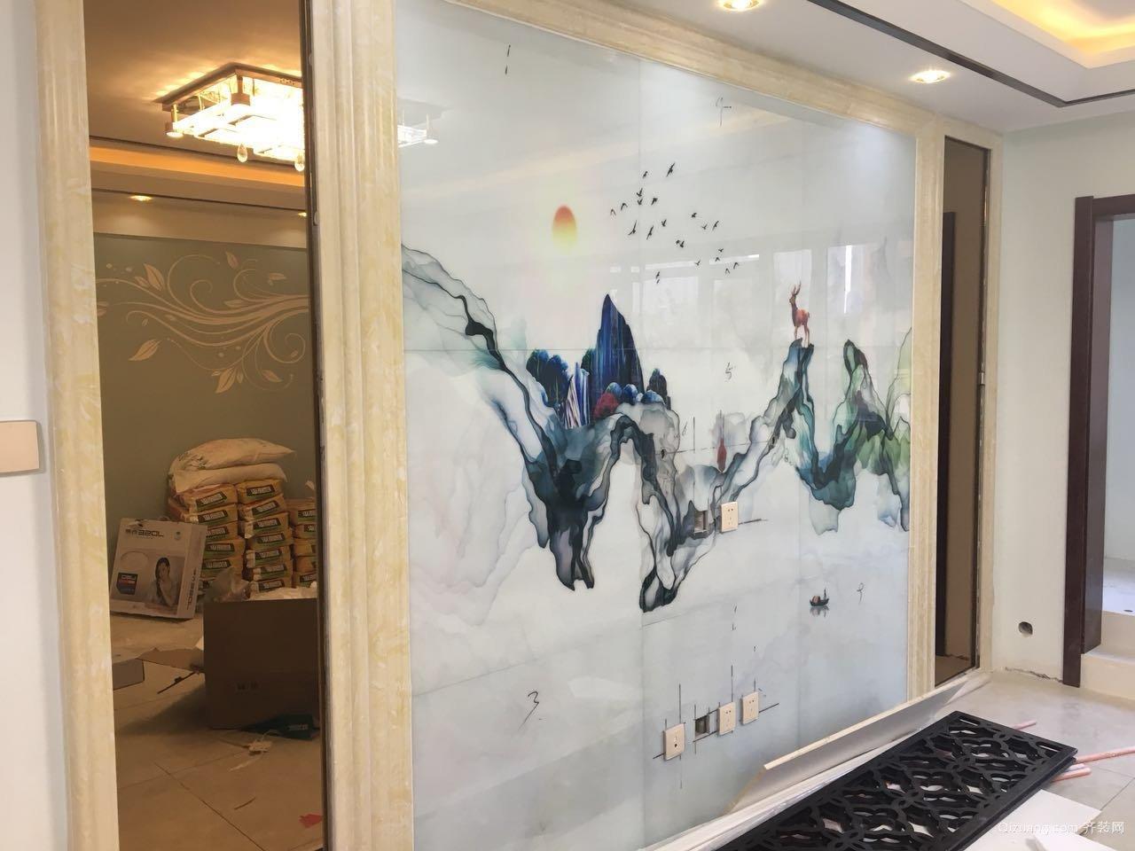 南岭国际现代简约装修效果图实景图