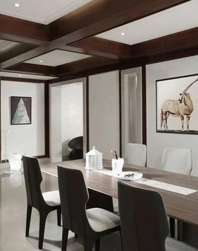 中式风格装修 现代与古典完美联手
