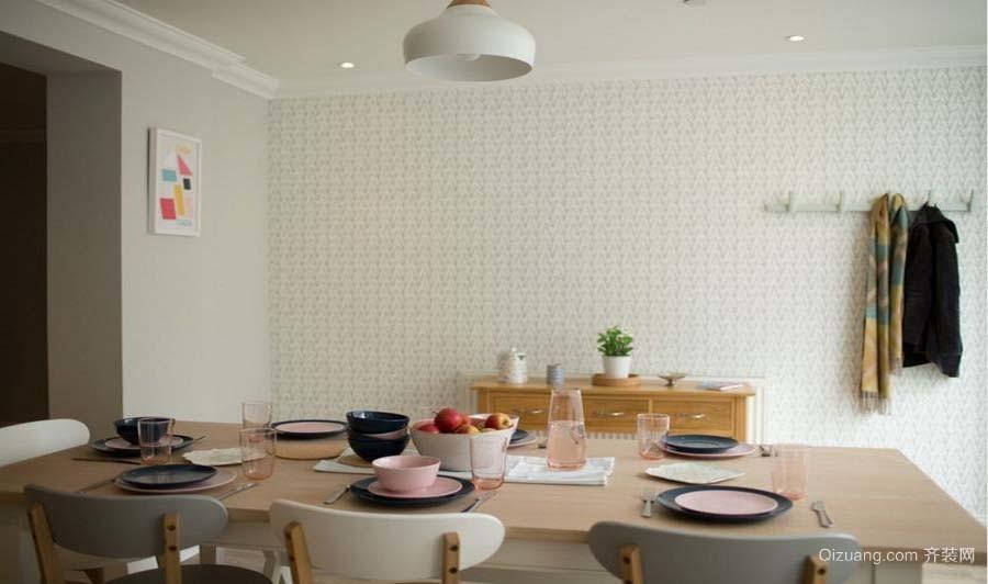 玉海豪庭欧式风格装修效果图实景图