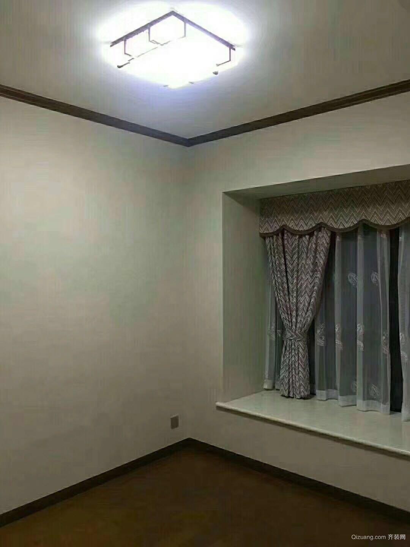 雅居乐富春山居中式风格装修效果图实景图