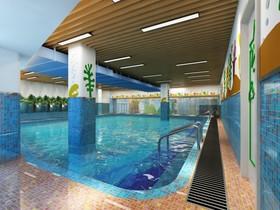 亲子游泳馆
