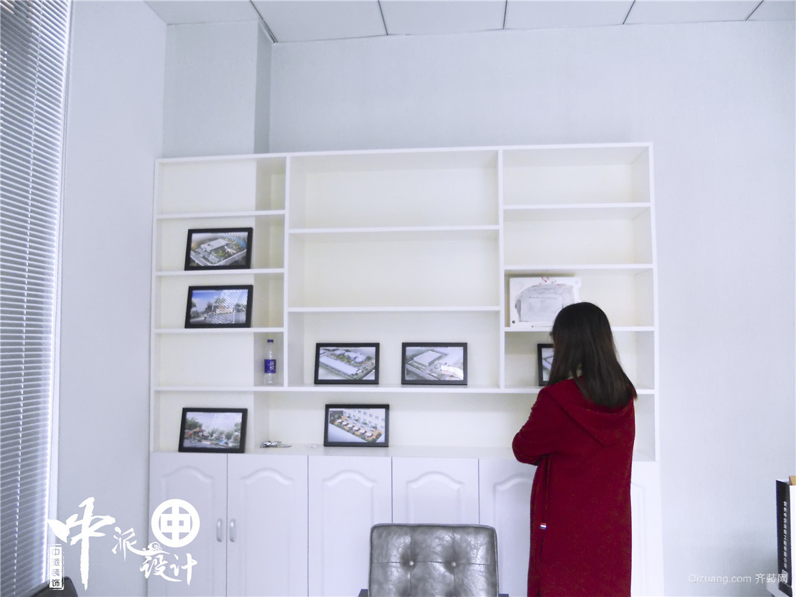 嘉宏盛世商铺现代简约装修效果图实景图