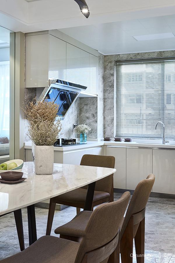 新世纪公寓现代简约装修效果图实景图