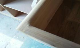 龙湖名景台木工