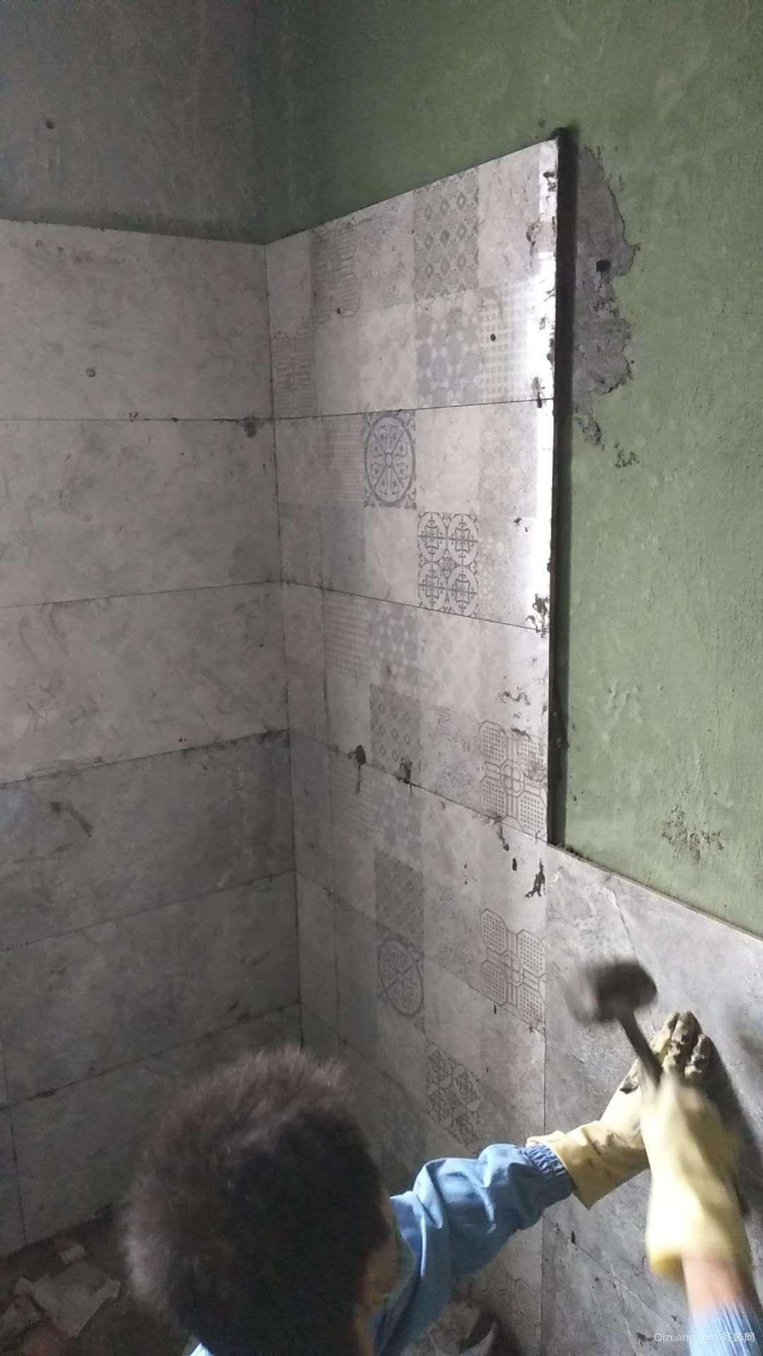 腾飞园·中新里美式风格装修效果图实景图