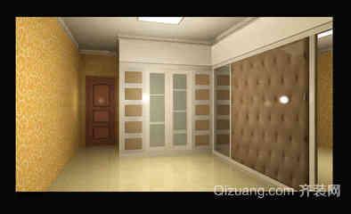 美好家园现代简约装修效果图实景图