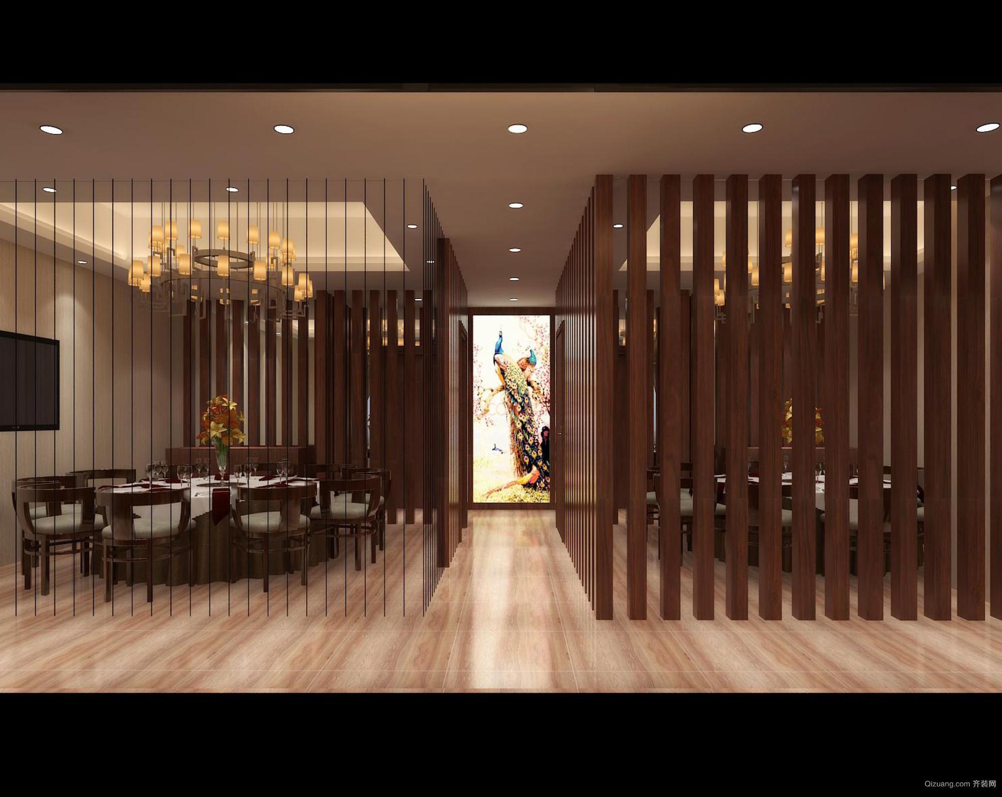 泰国餐厅其他装修效果图实景图