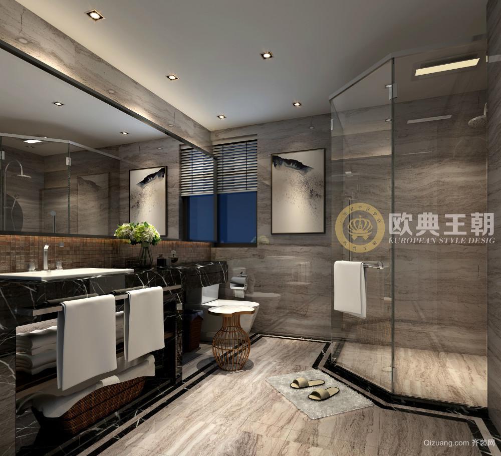 海棠湾现代简约装修效果图实景图