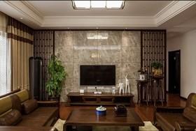 三居室中式风装修 给你一室温暖美家