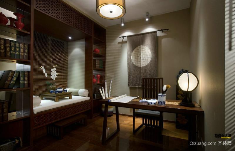 京润现代城古典风格装修效果图实景图