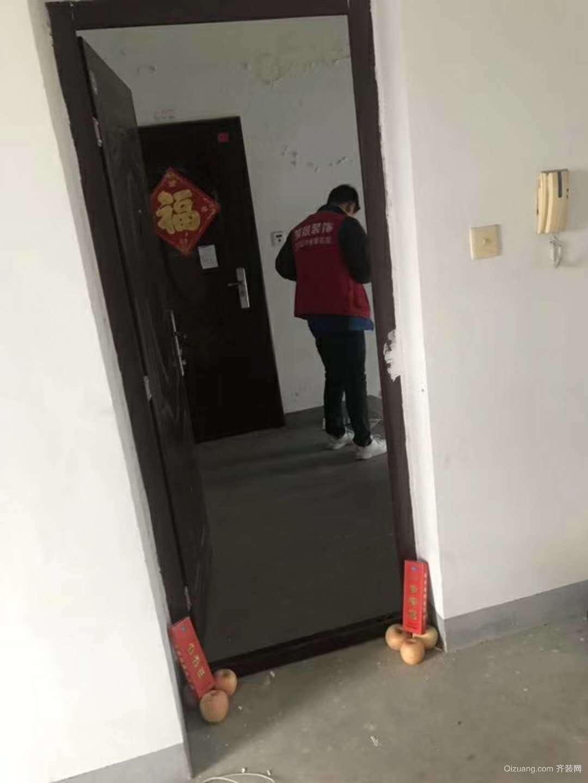 龙山新苑李先生现代简约装修效果图实景图