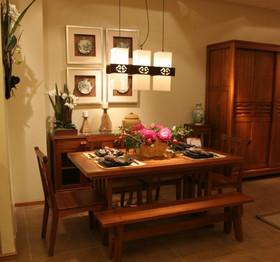中式家具店