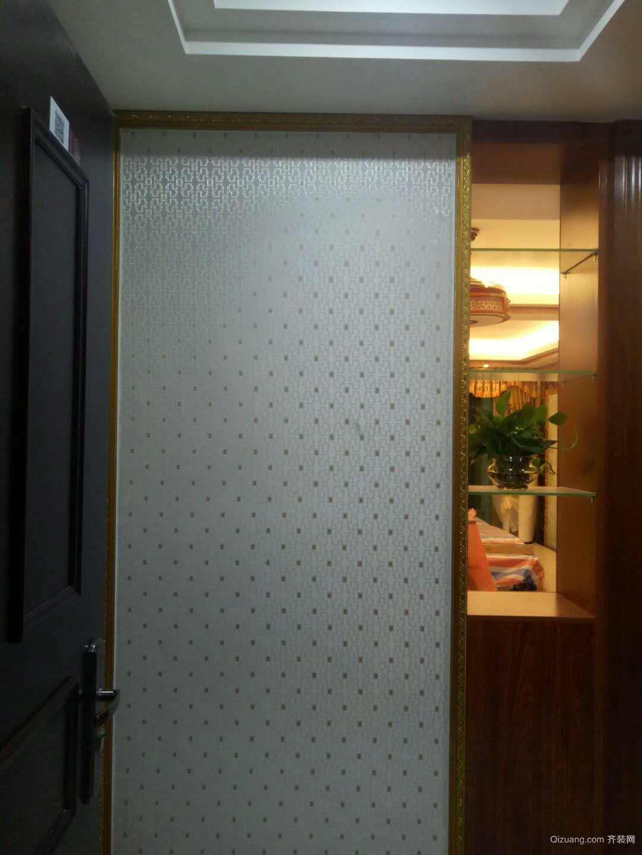 敏捷·东城水岸1305中式风格装修效果图实景图
