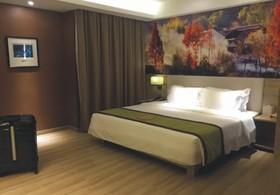 亚朵酒店装修设计