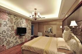 现代美式混搭三室两厅