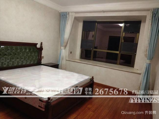 凤鸣湖公寓160美式实景图美式风格装修效果图实景图