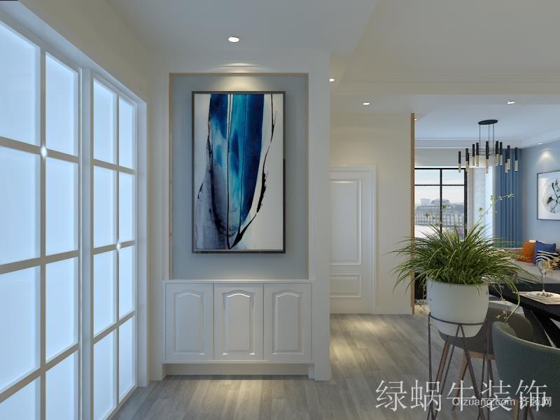 信华城现代简约装修效果图实景图