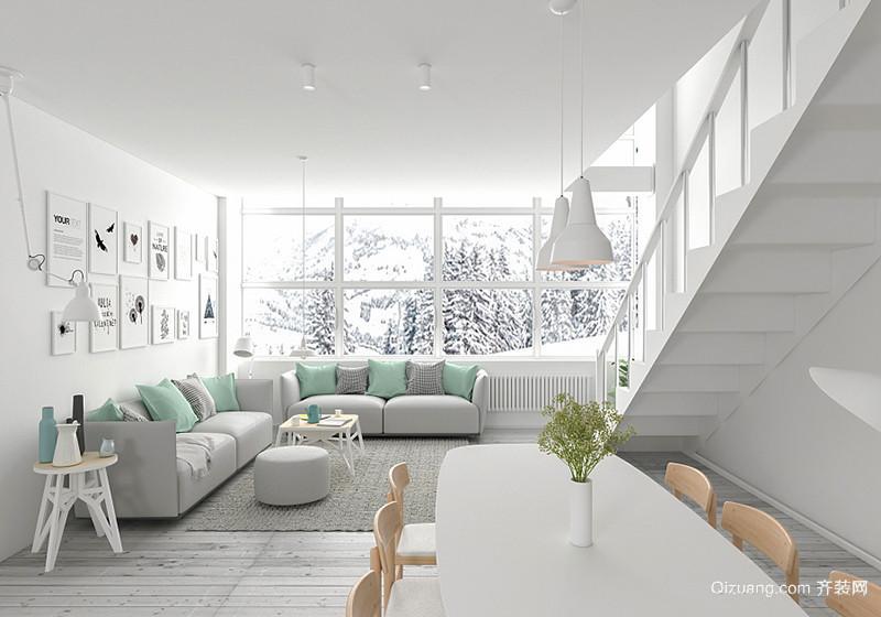 65平米北欧风格其他装修效果图实景图
