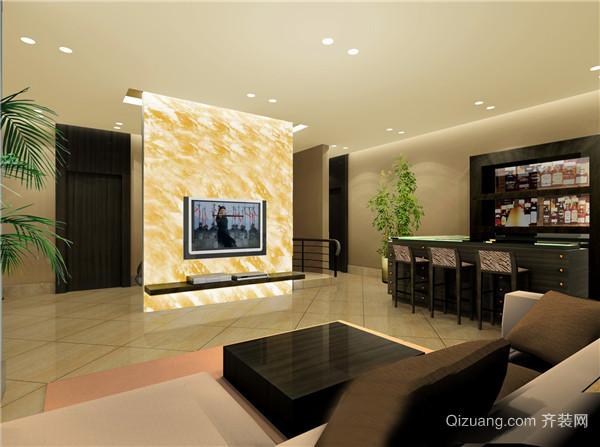 泰和家园混搭风格装修效果图实景图