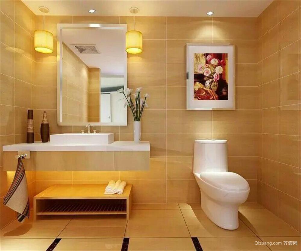 资本领寓A-808 & A809 两套小公寓改套房卫现代简约装修效果图实景图