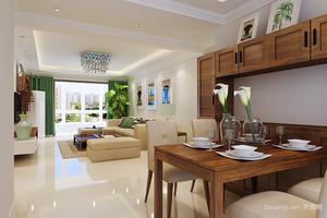 现代风格时尚一居室